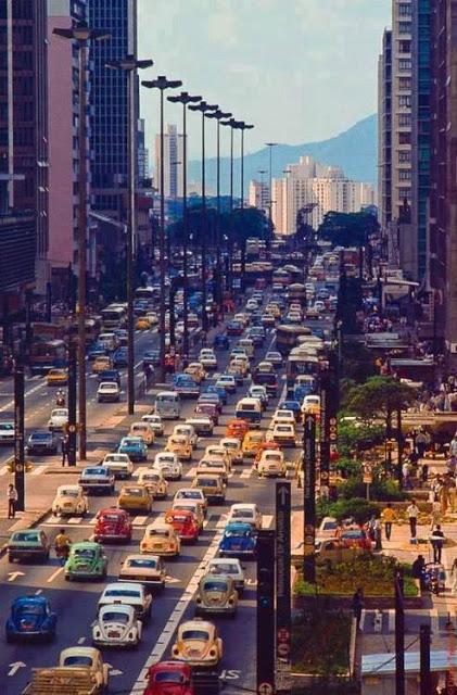 Reprodução / Avenida Paulista, 1981