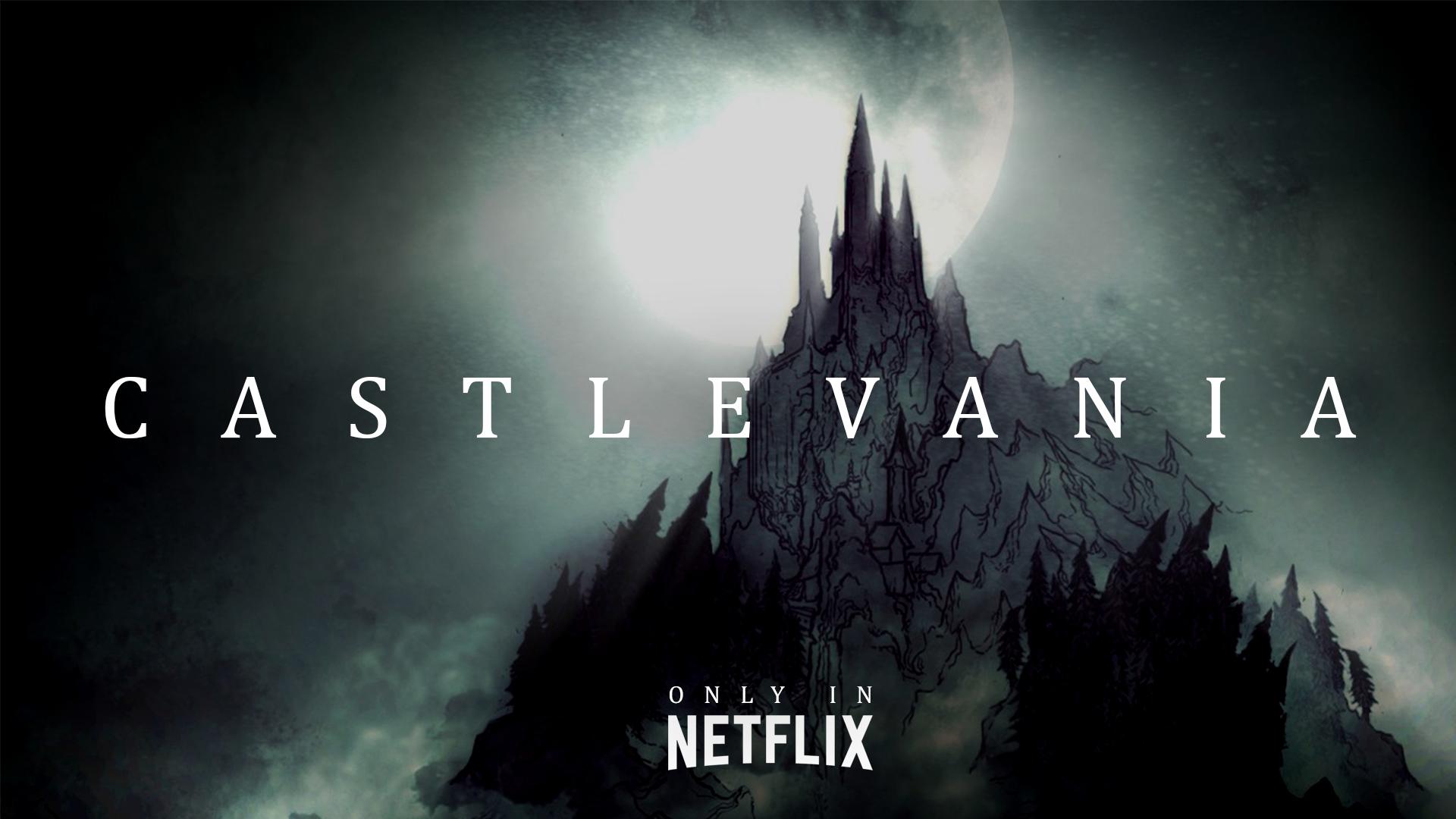 poster castlevania netflix